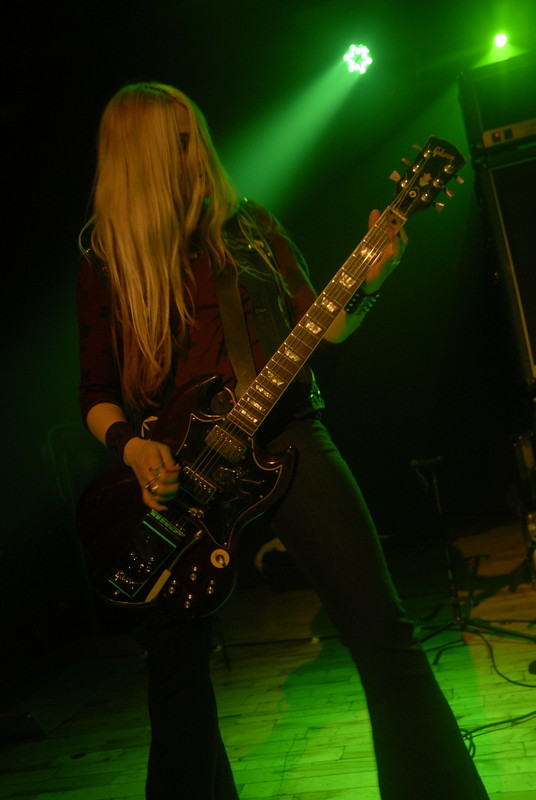 Electric Wizard at the Baltimore Soundstage