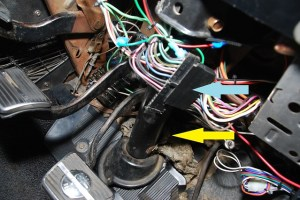 Back up switch wiring  Chevy Nova Forum