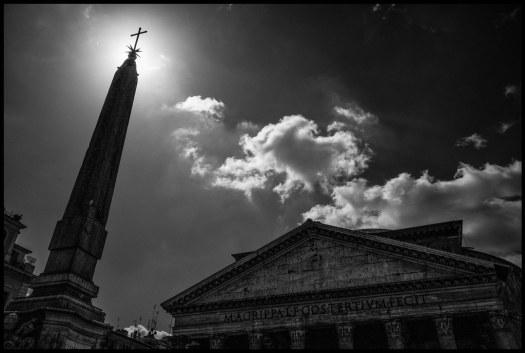 Pantheon - Rome - 2016