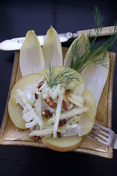 Waldorf Salad | Mad Men Party-00106