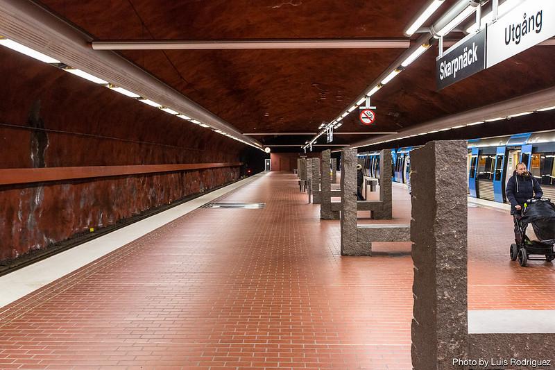 Metro de Estocolmo-91