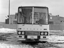 Икарус-260 опытный экземпляр