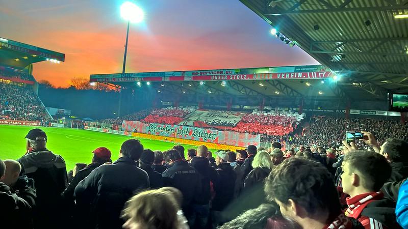 1.FC Union Berlin - FC St. Pauli