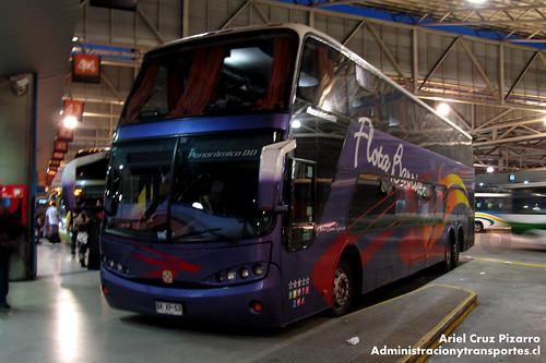 Condor Bus - Santiago - Busscar Panorâmico DD / Mercedes Benz (BKXP53)