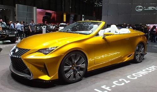 Lexus LS-C2 concept