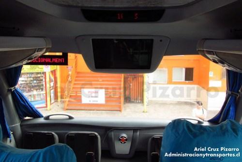 Ciktur - Iquique - Marcopolo Paradiso 1800 DD G7 / Volvo (DRZH21)