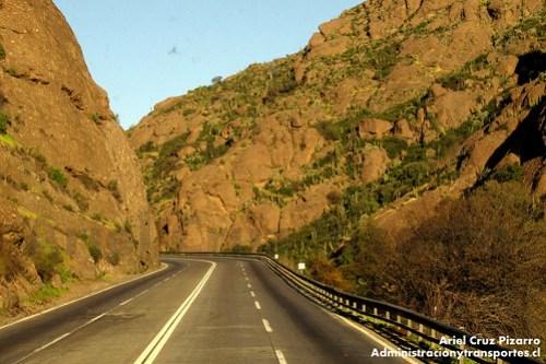 Ruta 5 Norte - Cuesta Las Chilcas