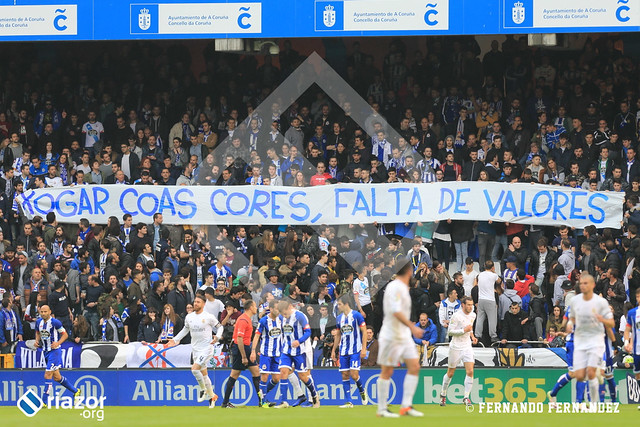 Liga BBVA. Deportivo - Real Madrid
