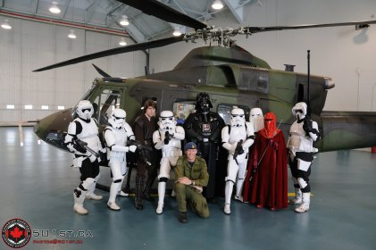 Canadian 400th Helicopter Squad - 2008