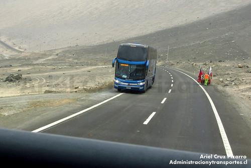 Ciktur - Ruta 1 - Marcopolo Paradiso 1800 DD G7 / Scania (GPGF10)