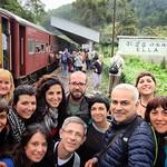 13 Viajefilos en Sri Lanka. Tren a Ella 46