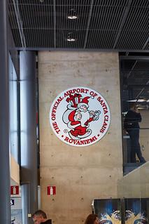 Rovaniemi Airport, Finland