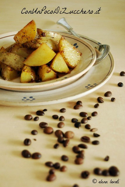 Patate al caffè - Coffee potatoes