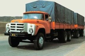 ЗиЛ-133Г2 стал продолжением легендарной «стотридцатки»