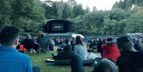 At The Tropfest NZ Finals