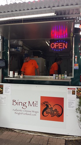 chinese food cart portland