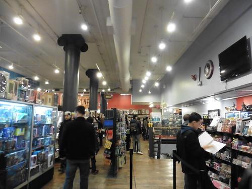 Tiendas y lugares frikis en Nueva York: Forbidden Planet
