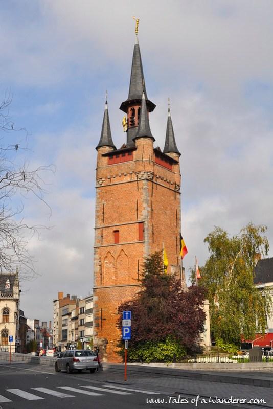 KORTRIJK - Belfort van Kortrijk