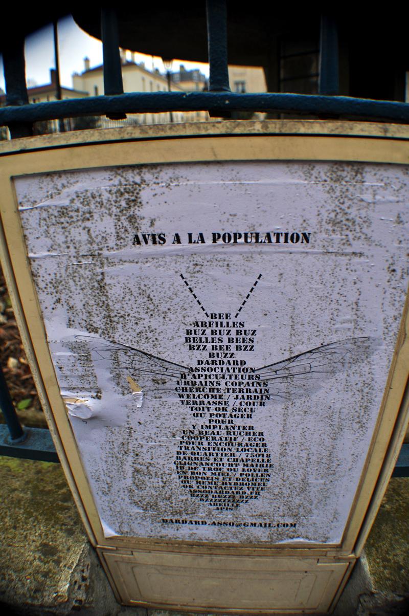 AVIS À LA POPULATION
