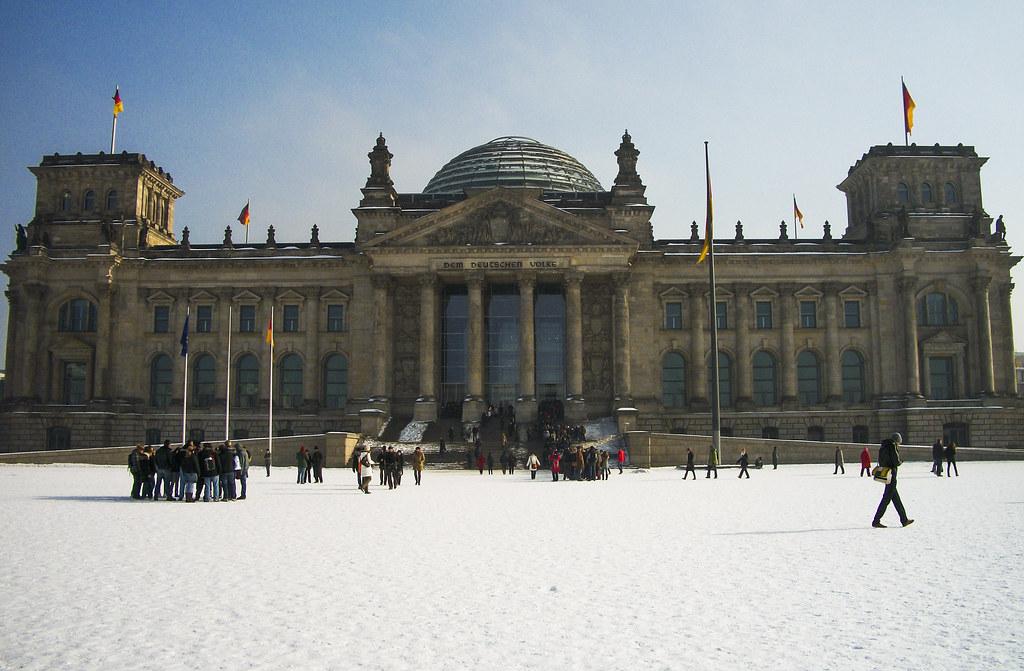 Parlamentet i Berlin