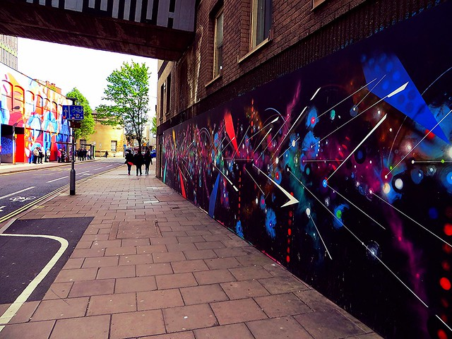 bristol street art, street art in bristol, street art, bristol, small cities you should visit