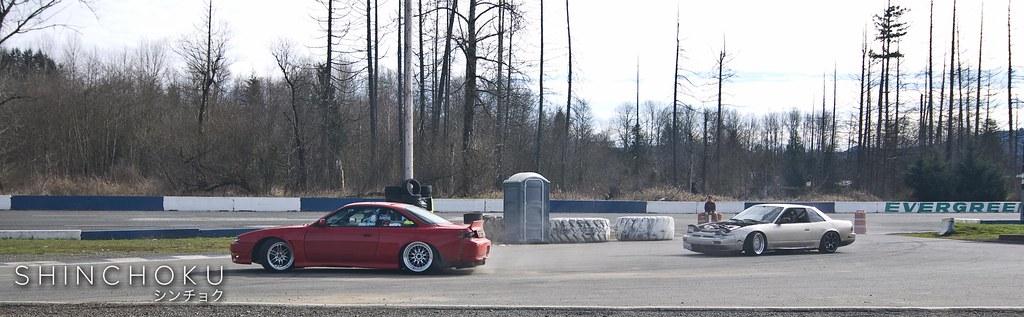 Evergreen Drift - Open Drift (3/1/15)
