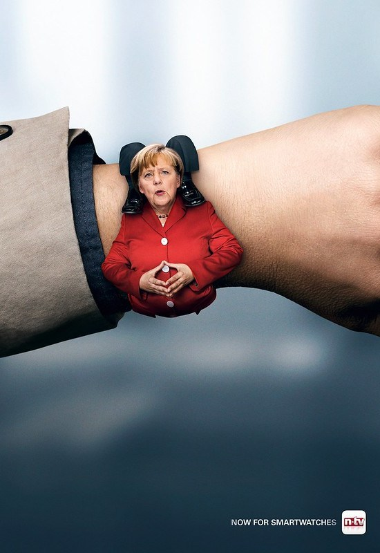 N-tv - Angela Smartwatch