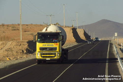 Don Miguel - Volvo truck