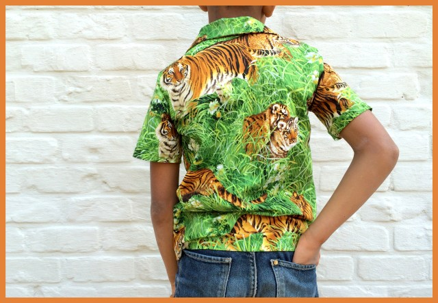 tiger shirt (back)
