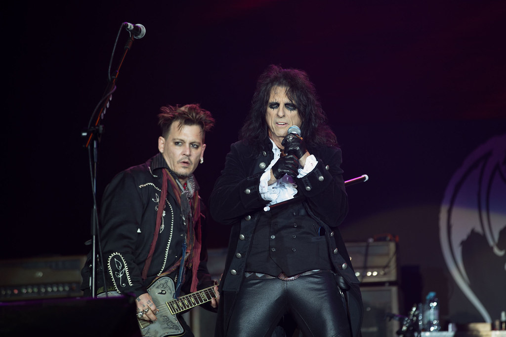 Hollywood Vampires - Rock in Rio Lisboa 2016