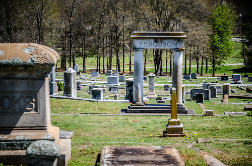 Laurens Cemetery Tour-6