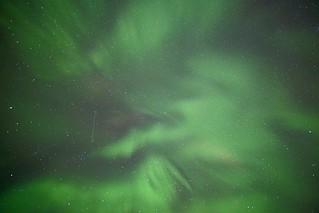 2nd night luck too! More Aurora Borealis