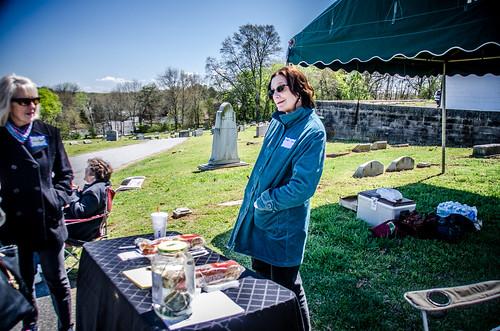 Laurens Cemetery Tour-7