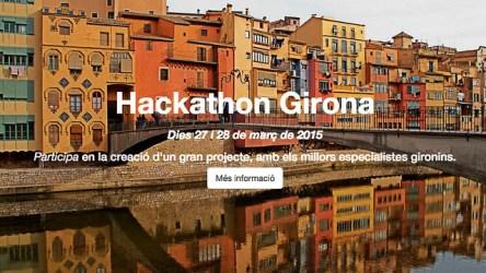 Hackathon Girona 2015