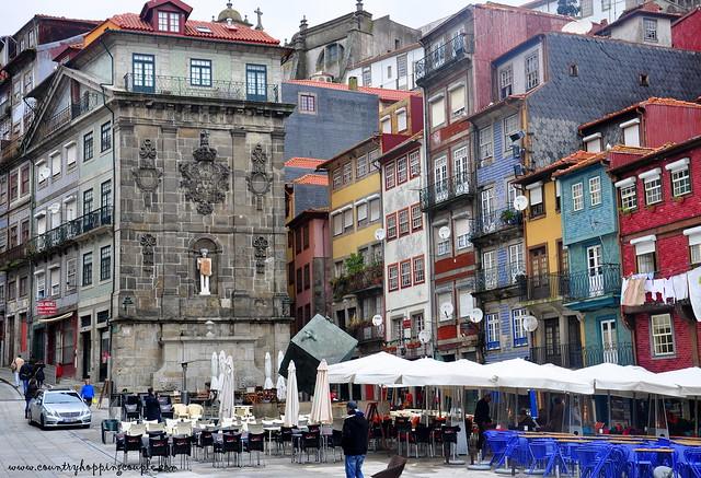 Ribiera district Porto