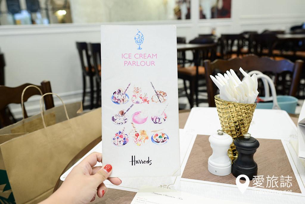 曼谷哈洛德茶餐厅 Harrods Tea Room 04