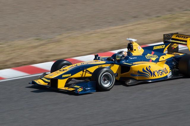 Super Formula 2015