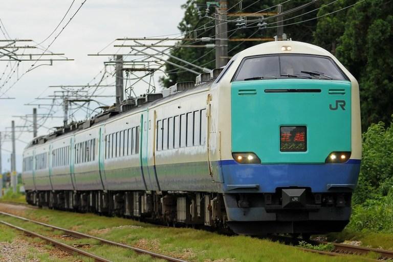 "Series 485 Type-3000 (R26) Ltd.Ex. ""Hokuetsu"""