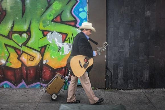 Big Hat - San Francisco - 2015