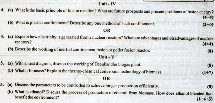 RTU: Question Papers 2014 - 8 Semester - EE - 8E4112