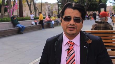 """""""Mi mayor defecto es ser mexicano"""": candidato del Partido Humanista"""