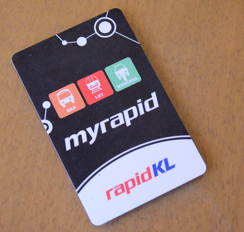 my rapid card
