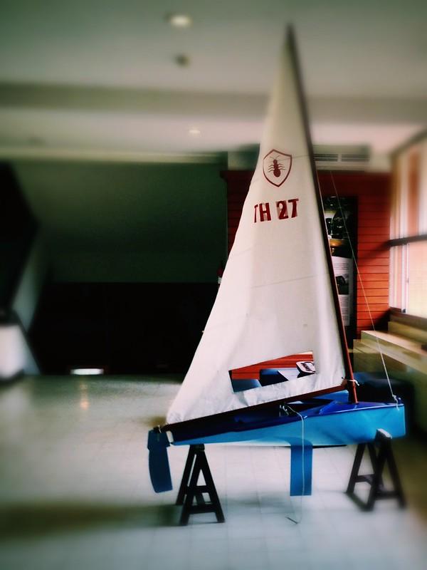HM Kung Bhumibols segelbåt