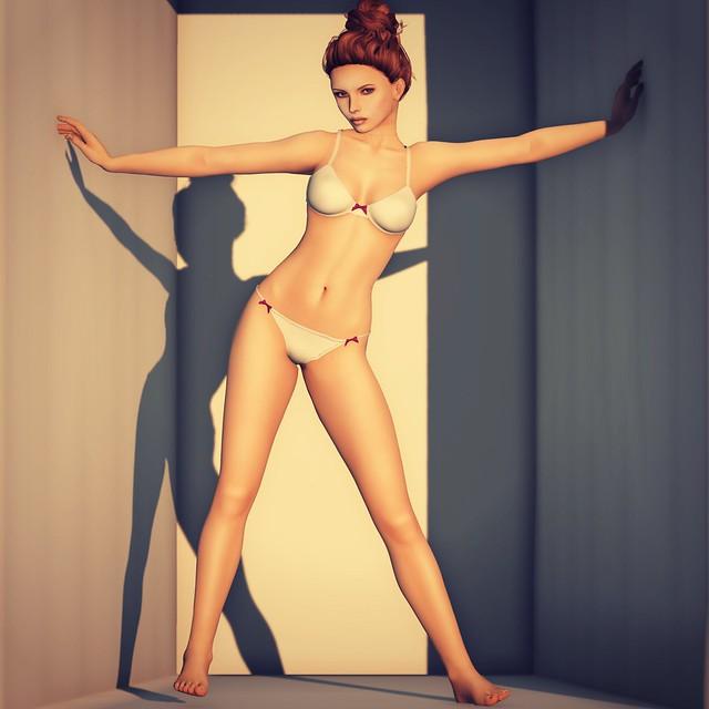Mesh Body Comparison Maitreya Lara 2015