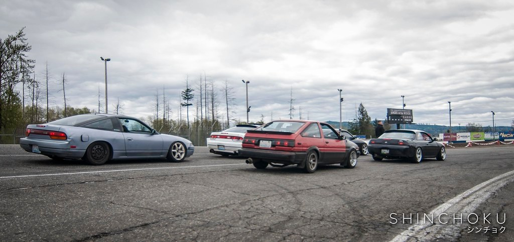 Evergreen Drift - Drift What You Drive! (3/29/15)