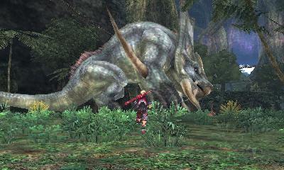 Xenoblade Chronicles 3D Nintendo reseña