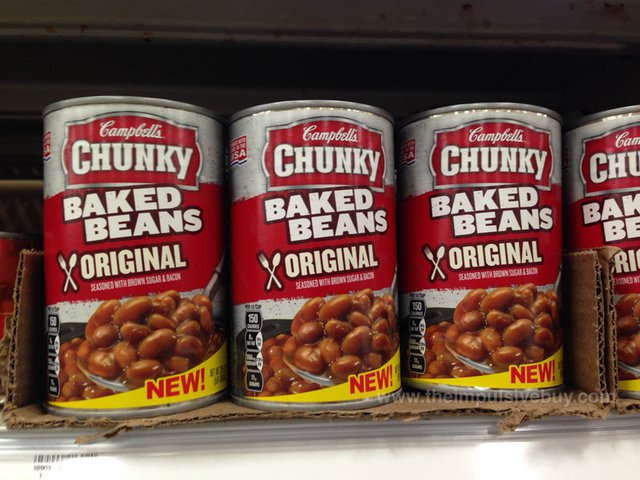 Campbell's Chunky Original Baked Beans