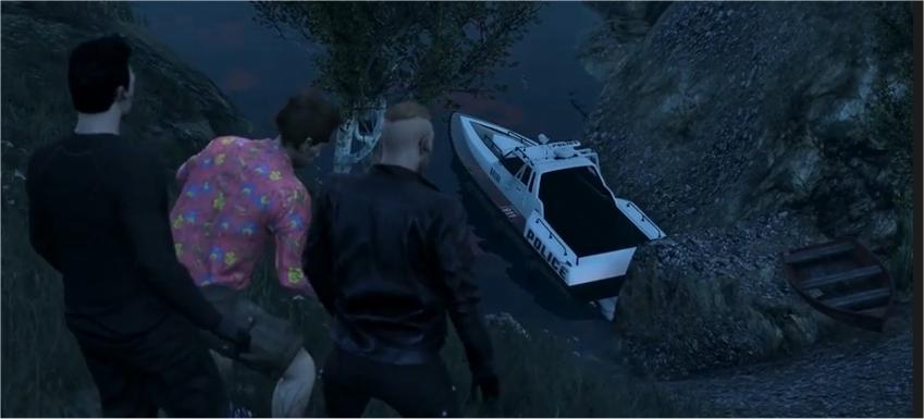GTA 5 Heist online