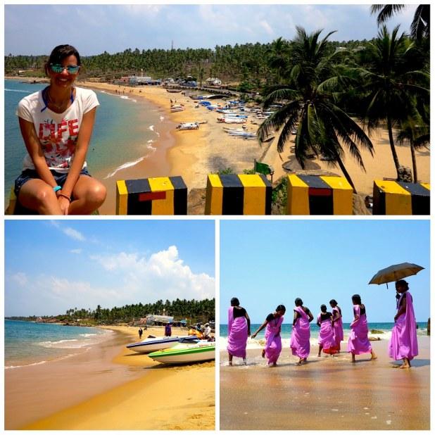 Playas Kerala Kovalam