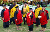 Kauai Community College  graduates celebrated at the college's spring 2016 commencement ceremony on May 13 at Vidinha Stadium.